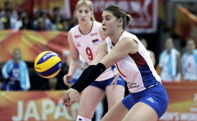 Treći trijumf Srpkinja u Ligi nacija