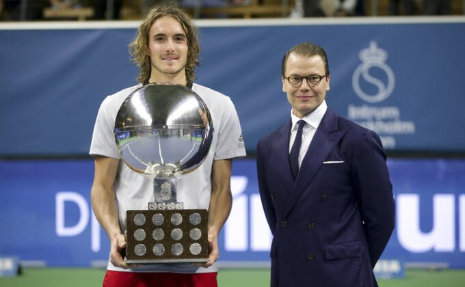 Cicipas postao prvi Grk koji je osvojio ATP titulu!
