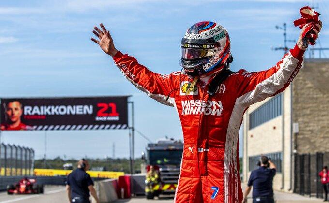 F1 - Nije gotovo, Raikonen pobedio u Ostinu!