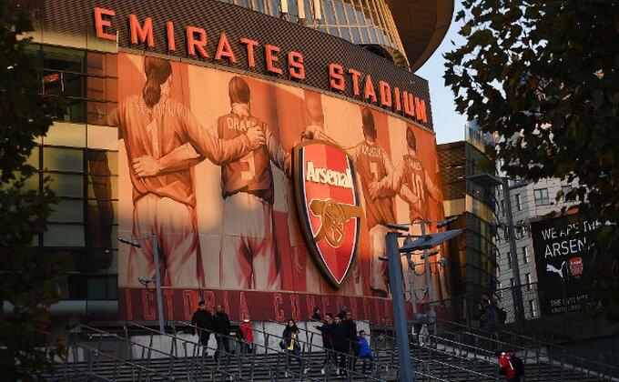 Arsenalov šlag za kraj prelaznog roka!