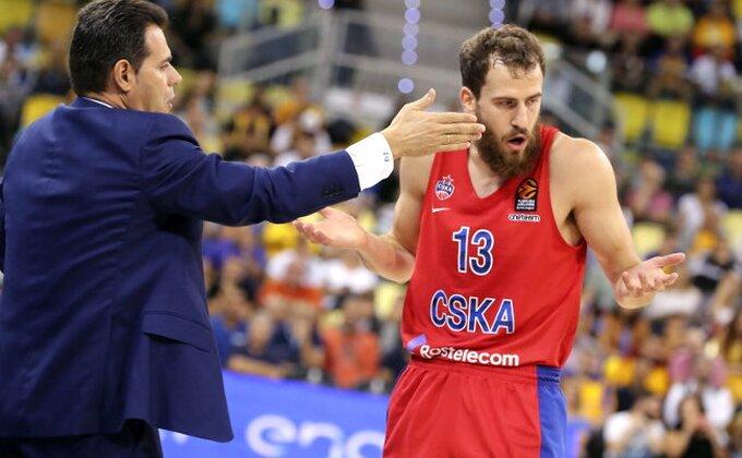 VTB - CSKA nedodirljiv, 'Ćaćo' dominirao u Talinu