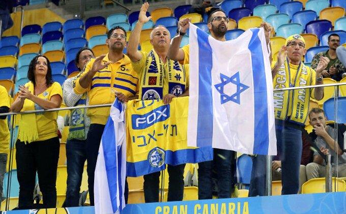 Duplo slavlje za Makabi, Baskonija pala u Izraelu!