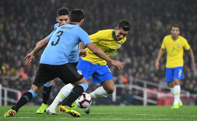 Urugvajci bili odlični, Brazilci sa penala do pobede