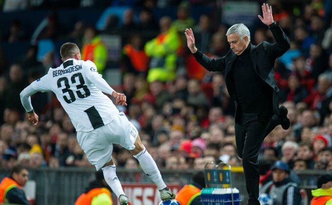 Murinjo provocirao navijače Juventusa, pogledajte na koji način!