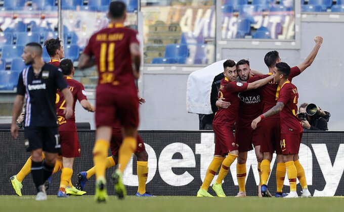 Roma je u problemu, ostala bez igrača do kraja godine!