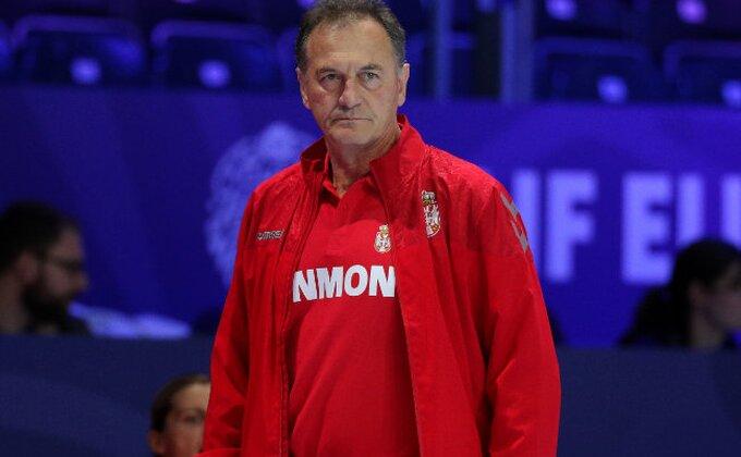"""Rukometašice žele na Olimpijske igre, Obradović optimista: """"Samo da ne bude 'e mogli smo'...."""""""