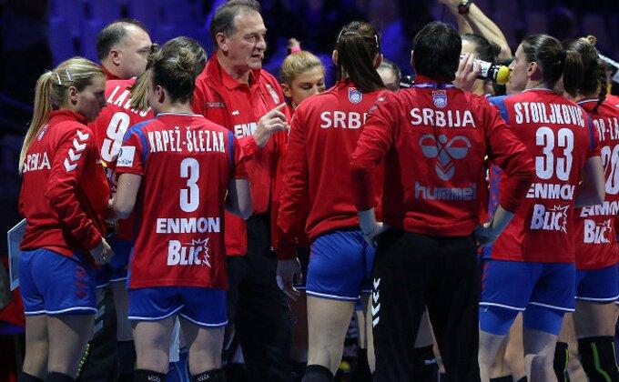 Igra za medalju - Plašite se Srpkinja, protutnjale su preko Danske do druge faze!