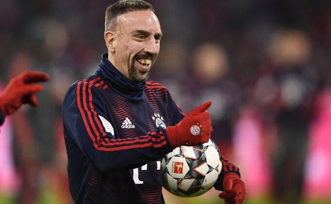 Riberi odbio atraktivnu ponudu, još uvek traži novi klub!