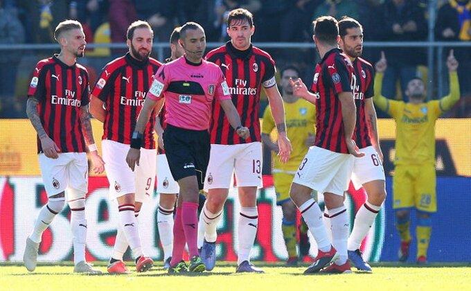Milan ostaje bez Evrope!?