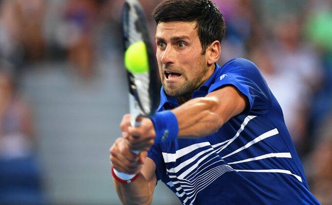 Jeste li videli kako je Novak reagovao kad je saznao da će igrati protiv Nišikorija?