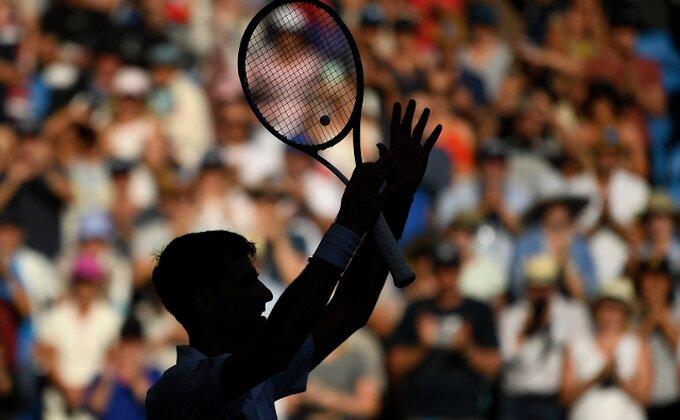 Novak IGRA u Monte Karlu!