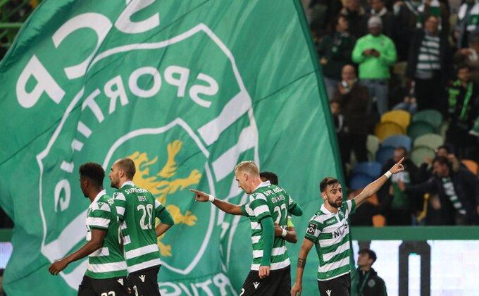 Neverovatno - Štoper Sportinga napravio tri penala nad istim igračem!