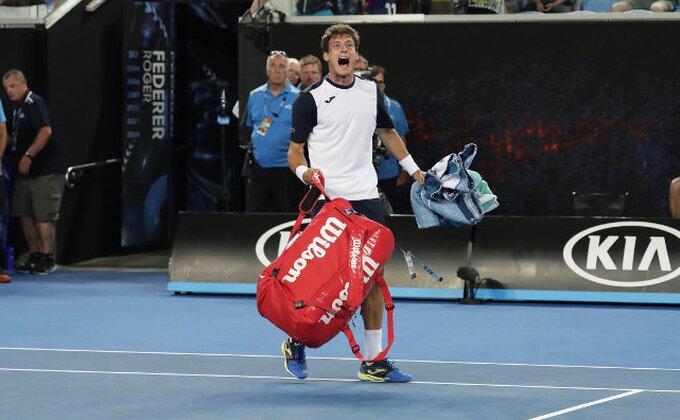 Frustrirani Španac spustio loptu, ima molbu za ljubitelje tenisa