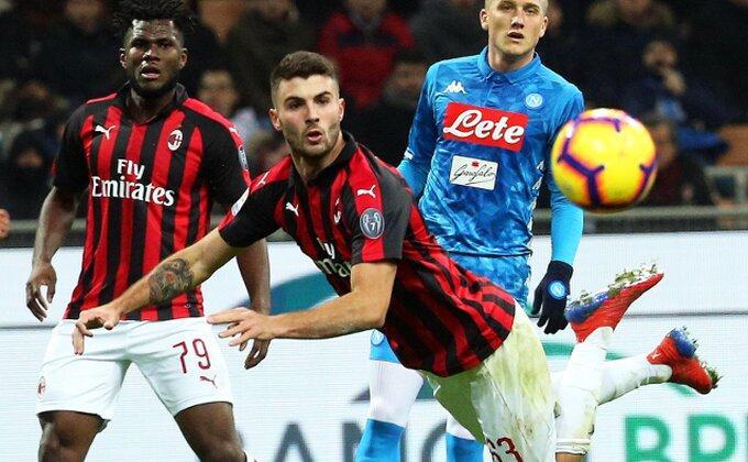 Šanse propuštene, Milan i Napoli podelili bodove!