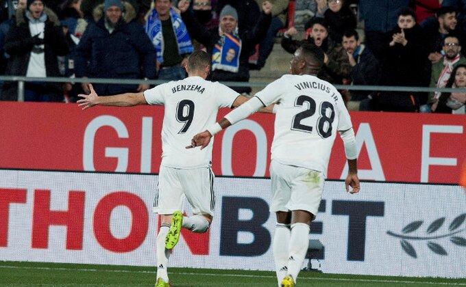 Primera - Sve bolji Real lako sa Alavesom