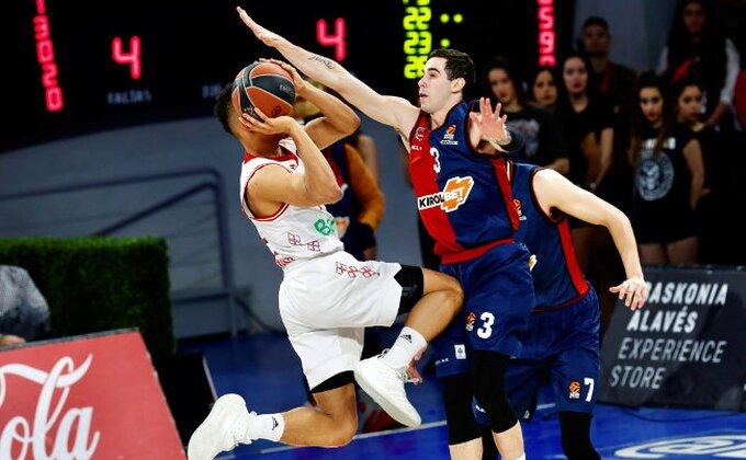 """EL - """"Dupla pobeda"""" Baskonije, treća u nizu za Armani"""