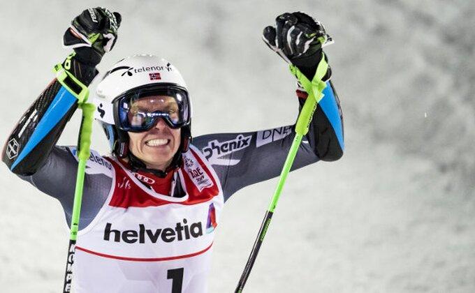 SP - Kristofersen osvojio zlato u veleslalomu