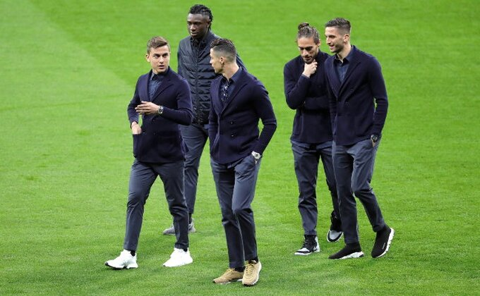 Defanzivac Juventusa poludeo zbog fantazija!
