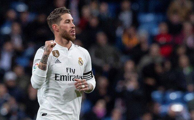 Kup kralja - Briljantni Ramos, Real bliži polufinalu