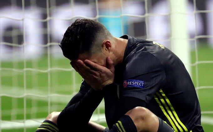 Ronaldo se obrukao, potez koji je nasmejao mnoge!