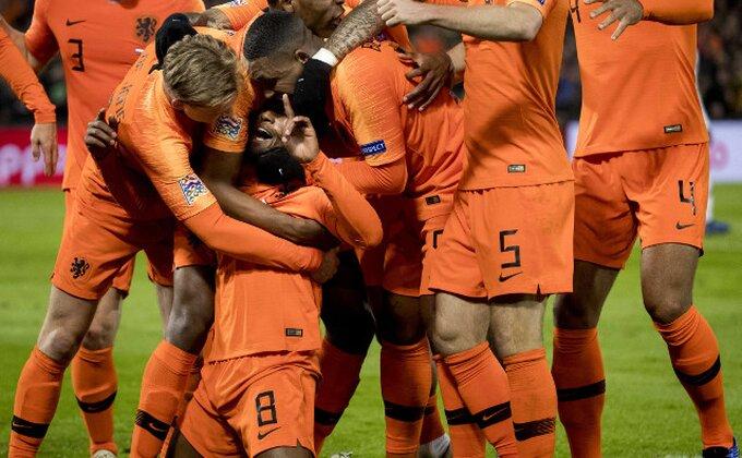 """""""Panceri"""" igraju za Francuze i čast, Holanđani nokautirani"""
