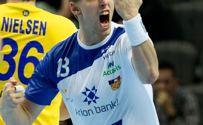Tiče se i nas - Iznenađenje na startu EP, Island slavio protiv Švedske!