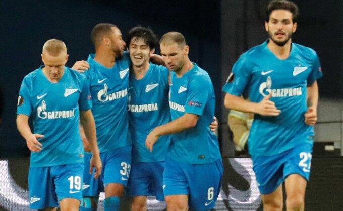 Banetov Zenit je šampion Rusije!