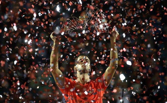 Bravo, majstore! Đere šampionski i u Sao Paulu, stigao do polufinala!