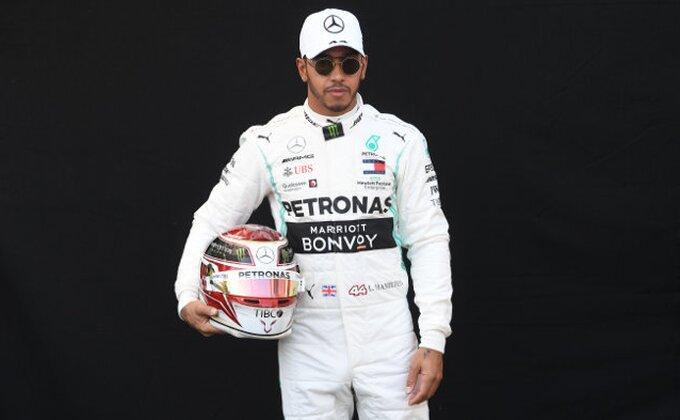 """Nakon neverovatne trke, Hamilton u šoku: """"Umalo srce da stane!"""""""