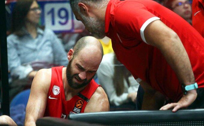 Zabrinuta lica u Olimpijakosu, Spanulis rastužio izjavom