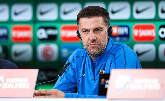 Krstajić u intervjuu za sajt FIFA objasnio svoju trenersku filozofiju!