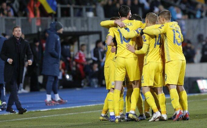 Ukrajinci strepe, UEFA pokrenula postupak!