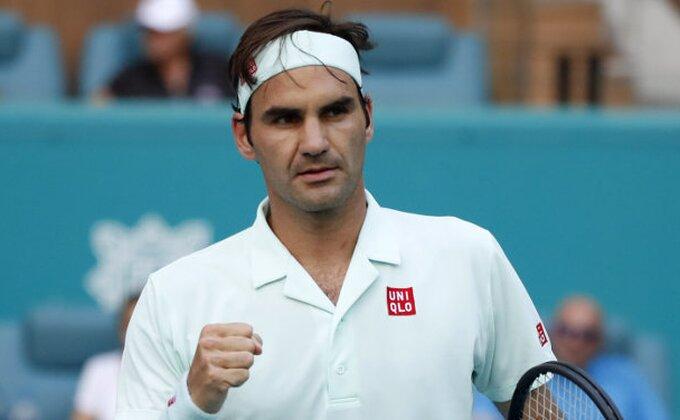 Mučenje Federera sa 190. teniserom sveta