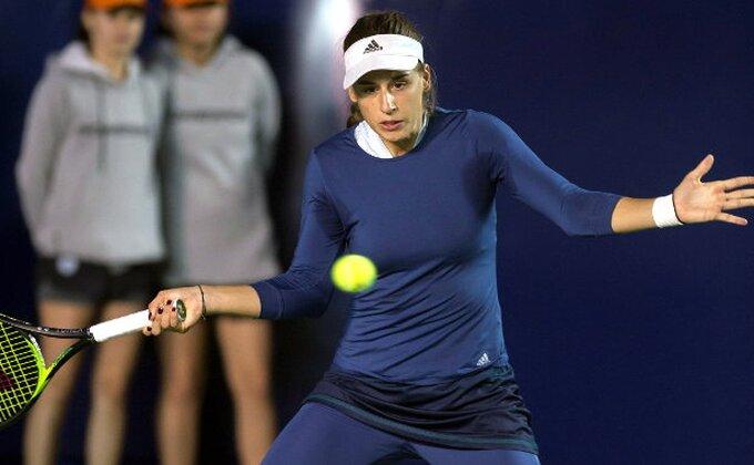 Notingem - Ivana Jorović u osmini finala, postala najbolje plasirana srpska teniserka!
