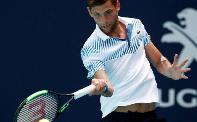 Krajinović - uživancija, pa Federer!