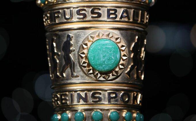 DFB Pokal - Veljković bolji od Nastasića, Verder u polufinalu