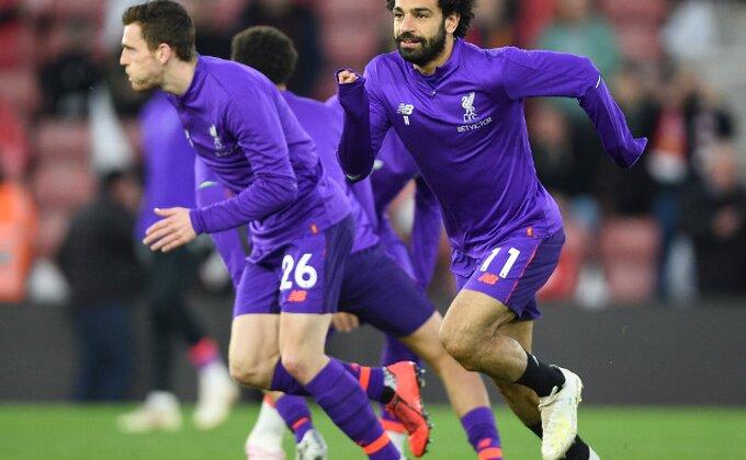 Liverpul pobedio, Salah nezadovoljan?