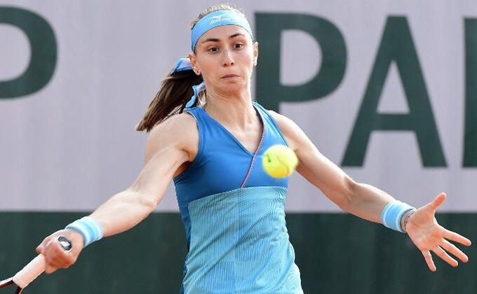 WTA - Jorović i Krunić pokvarile plasman, veliki napredak Natalije Kostić