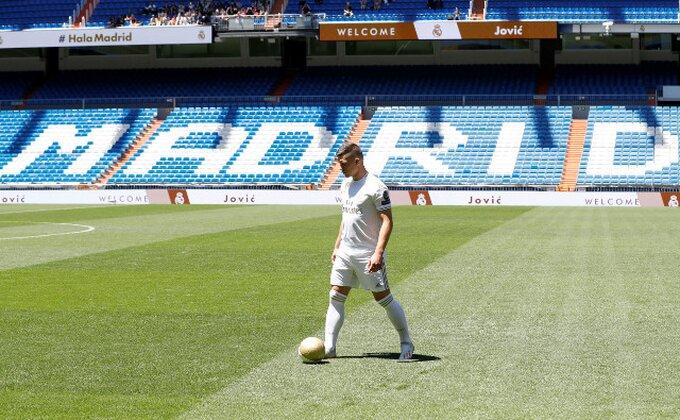 Jović ima podršku Reala u teškom trenutku!