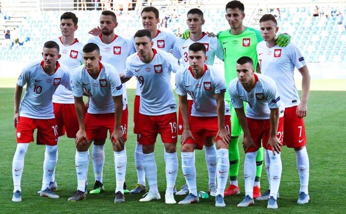EP (U21) - Počelo je, uzbudljiv meč Poljaka i Belgijanaca!