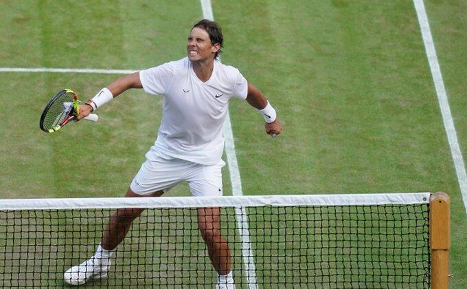 Nadalova rutina za klasik u polufinalu!