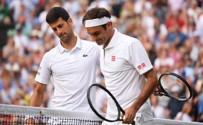 "Federer: ""Novače, čoveče, svaka čast!"""