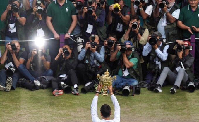 Ovo su sportske legende koje su prve pohitale da čestitaju Novaku!