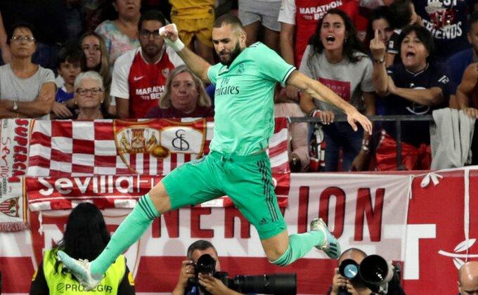Benzema proradio, Real slavio u Sevilji!
