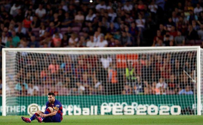 "Izjava bivšeg golmana Reala: ""Mesi je provokator!"""