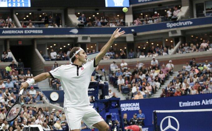 Najveća blamaža Federera, jeste li videli tortu za 311. nedelju na vrhu ATP liste?