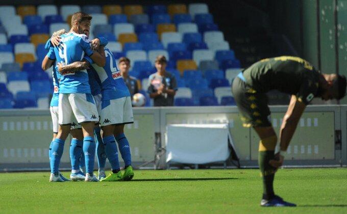 Nikad u Juventusu, ali od leta ni u Napulju!