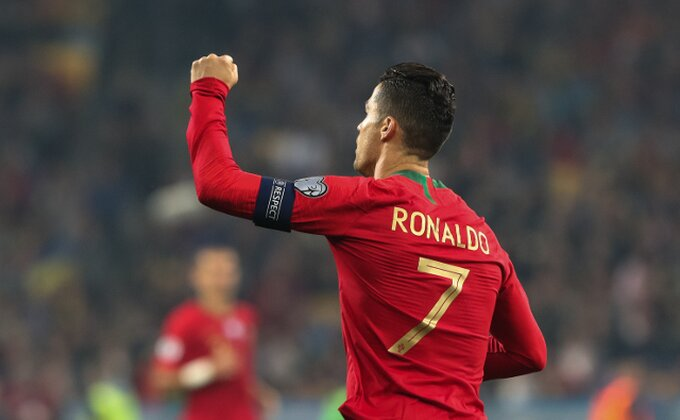 GOTOVO, Ronaldo stigao!