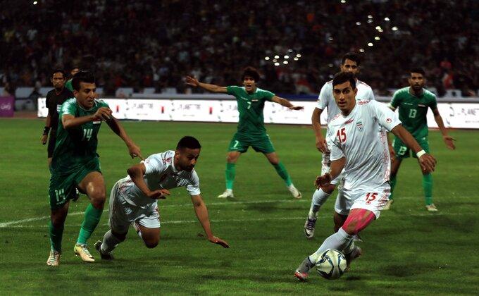 Irak protiv Irana - Baš nezgodno...