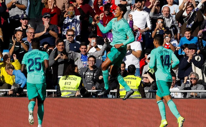 Hladan tuš za Real, Varan ugasio poslednju nadu navijačima